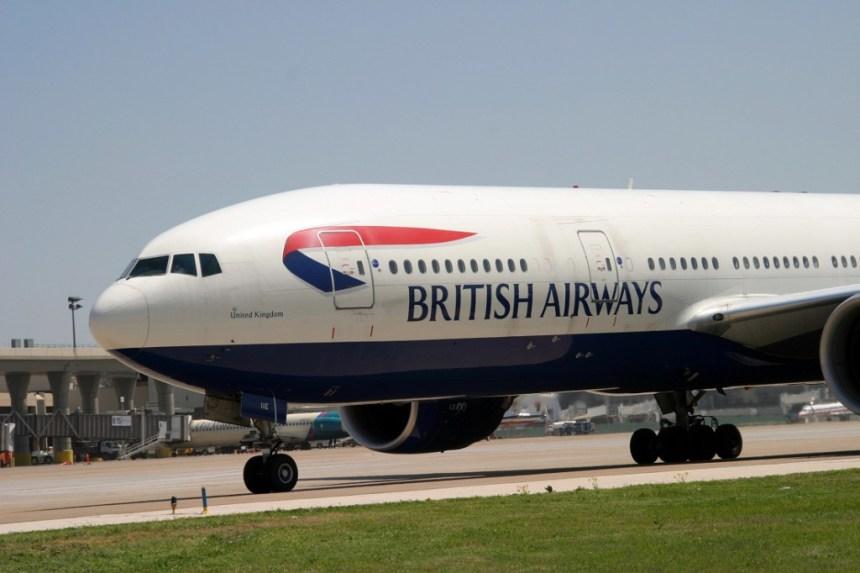 british airways abuja